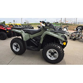 2018 Can-Am Outlander 570 for sale 200678457